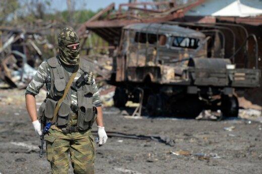 Силы АТО начинают освобождение Луганска и Донецка от террористов