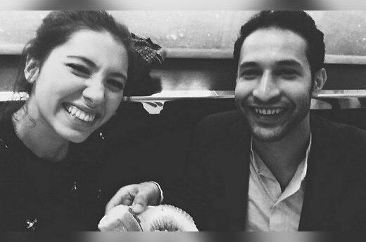 ФОТО: Дочь Валерия Меладзе выходит замуж за журналиста Al Jazeera