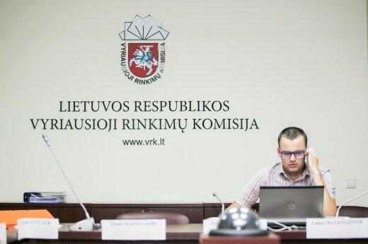 Partijoms ir kandidatams po Seimo rinkimų grąžinti užstatai – per 400 tūkst. eurų