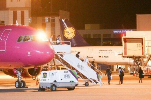 Премьер-министр Литвы вернулся из Израиля без чемодана
