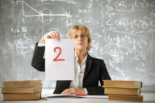 По числу педагогов старше 50 лет Литвa занимает 4 место в ЕС