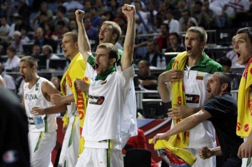 Литва разгромила Аргентину и вышла в полуфинал