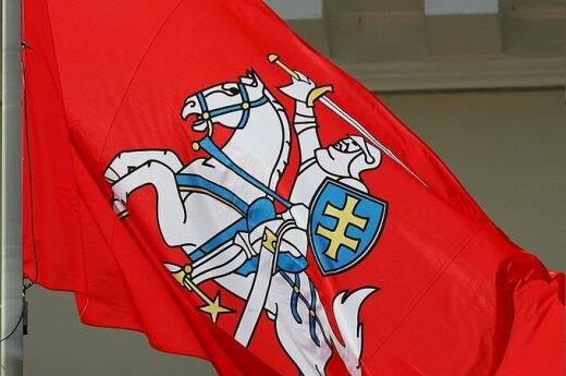 MSZ zgadza się na historyczną flagę Litwy przy litewskich ambasadach