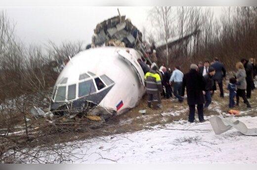 Lėktuvo Tu-154 avarija Maskvos Domodedovo oro uoste