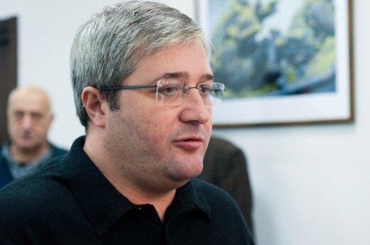 Суд в Москве санкционировал арест Гиви Таргамадзе
