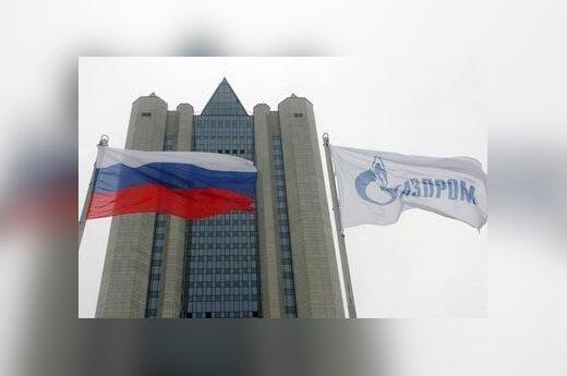 """""""Gazprom"""", dujos"""