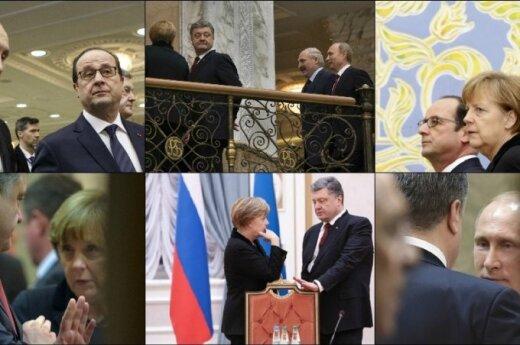 Путин и Порошенко представили итоги переговоров