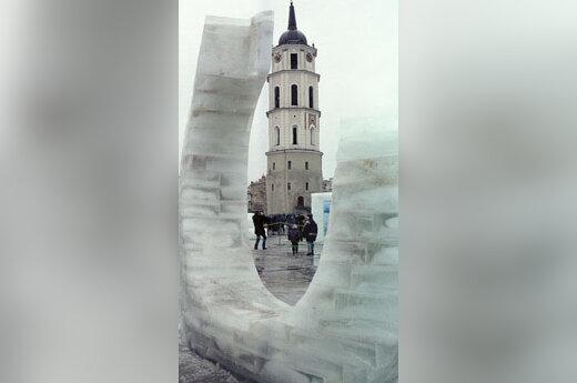 Ledo parkas