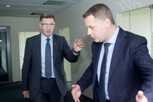 Algirdas Butkevičius, Eligijus Masiulis