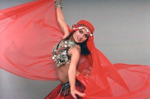 Arabiški šokiai