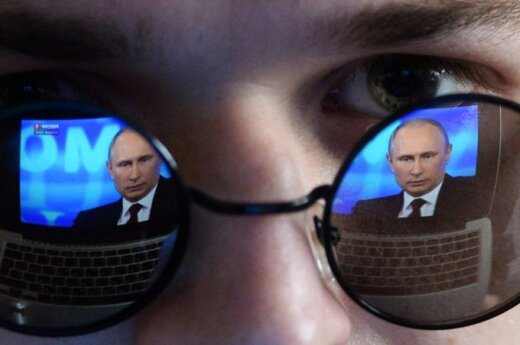 Why Lithuania banned Russian TV channel