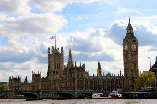 Британский парламент прекратил свою работу до выборов