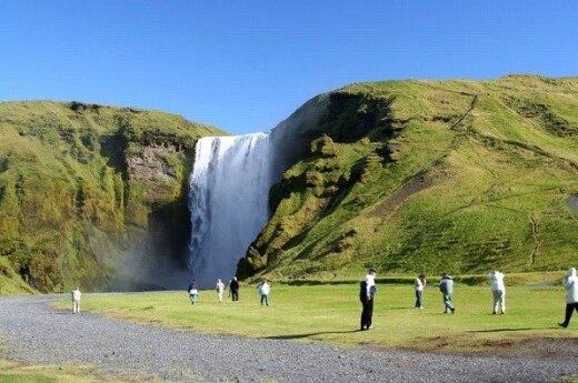 Didžiausia dovana iš Islandijos - laisvė