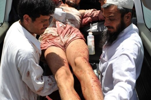 Pakistan: Wybuch bomby na zatłoczonym rynku