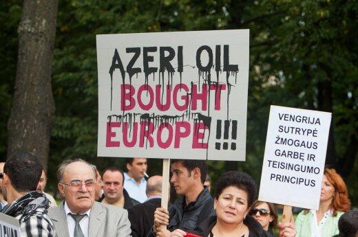 Азербайджан и Запад: между нефтью и правами человека