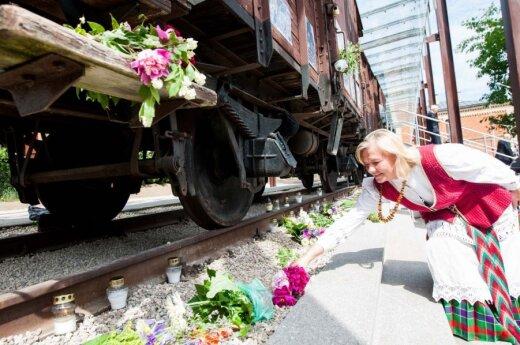 Lietuva minės Gedulo ir vilties bei Okupacijos ir genocido dienas