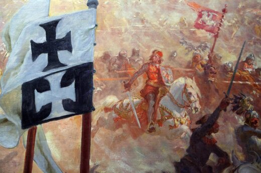 Calling on Gods of Thunder: the Crusaders and Lithuania's pagan warriors