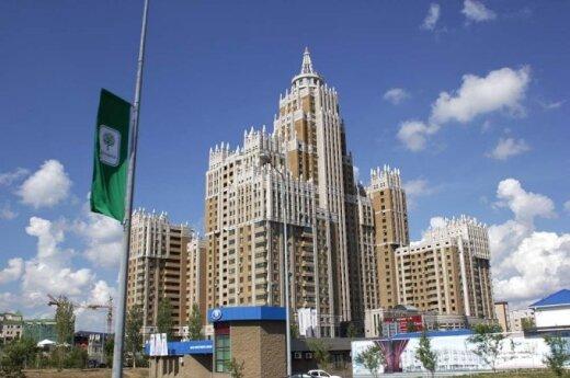 Kazachstanas, Astana