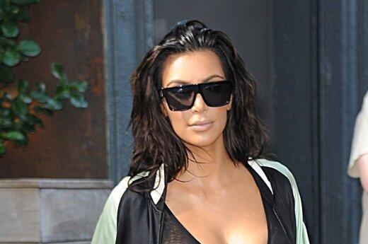 Ким Кардашьян ищет суррогатную мать для своего ребенка
