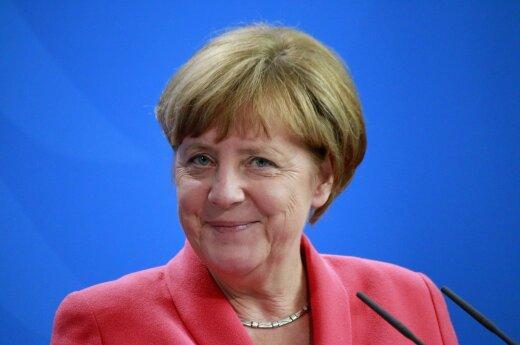 A. Merkel tikisi likti Vokietijos kanclerė iki 2021-ųjų