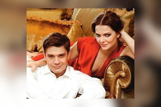 Максим Матвеев рад редким встречам с Лизой Боярской