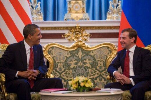 """Обама привез в Москву надежду на """"перезагрузку"""""""