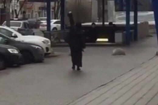 Maskvoje – kraupus nusikaltimas: sulaikyta moteris su nupjauta vaiko galva