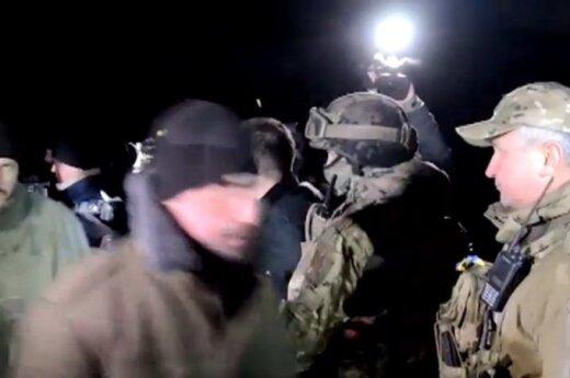Karo belaisvių mainai Ukrainoje