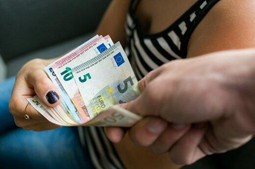 Įsivaizduokite: štai kaip gyvena 900 eurų neuždirbanti šeima