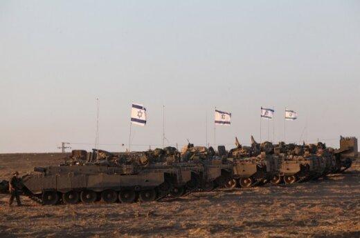 Обещание Швеции признать Палестину возмутило Израиль