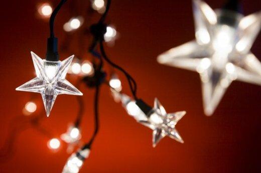 lemputės, Kalėdos