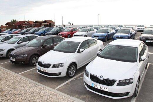 Na Litwie ma zwiększyć się sprzedaż nowych samochodów