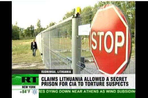 Europarlamentarzyści zbadają sprawę tajnych więzień CIA na Litwie