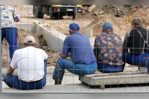 Гастарбайтеров пустят лишь в качестве подсобных рабочих