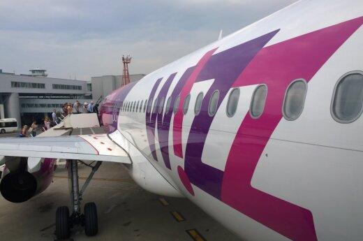 "Tik šiandien: ""Wizz Air"" siūlo pigių bilietų"