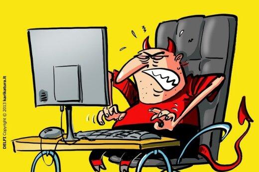 EFHR: Ograniczenie wolności na rok za komentarze w Internecie
