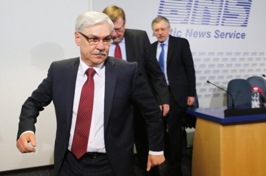"""Z. Balčytis. Kiek Lietuvai kainuoja Prezidentės """"drąsa""""?"""