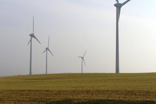 Литовской ветряной энергией начинают торговать на бирже Nord Pool Spot