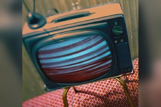 Televizija, televizorius, media