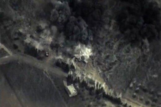 Саудовская Аравия требует от России прекратить авиаудары в Сирии