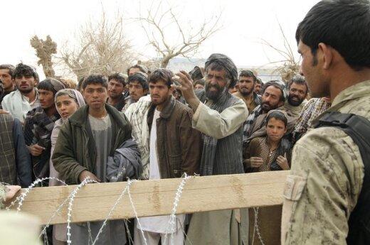 JAV karys nušovė 16 afganistaniečių