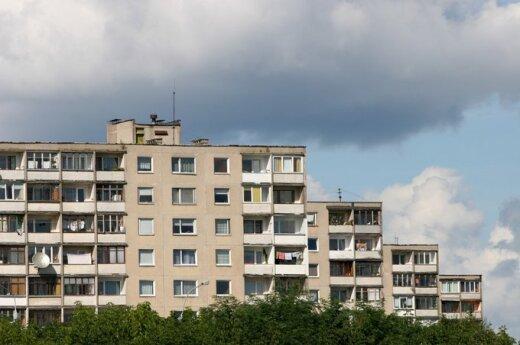 Вильнюсские многоэтажки: модернизировать или сносить?