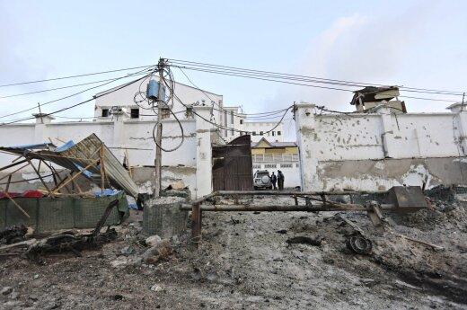 В Сомали убит американский солдат