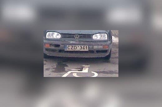 Vilniaus KET pažeidėjų kolekcija