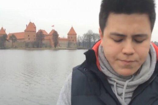 Lietuvoje gyvenantis užsienietis ryžosi paragauti kibinų