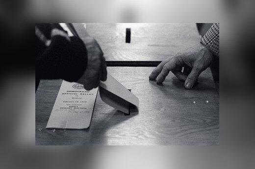 В Латвии выбирают 10-й Сейм