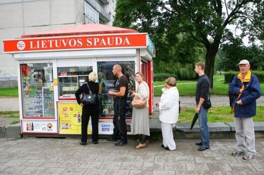 """System """"karty wilnianina"""" znów strajkuje"""