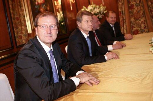 Maciążek: Powyborcza Litwa