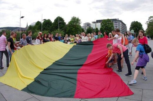 Drukteinis: Duma z bycia Litwinem