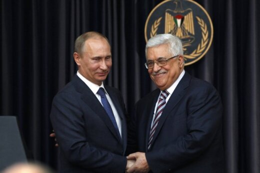 Palestyna: Putin podsumował wizytę na Bliskim Wschodzie